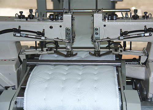DD-2 Mattress Border Side Stitching machine
