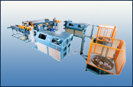 LR-PS-Line Fully Automatic Pocket Spring Production Line