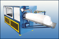 XB-9W Mattress Roll-Packing Machine