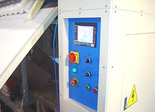 HY-QG-3 Computerized Panel Cutter Machine