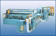 LR-PS-LINE-95P-HX2/HF2Fully automatic pocket spring production line