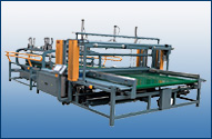LR-MP-50P Automatic Mattress Packaging Machine